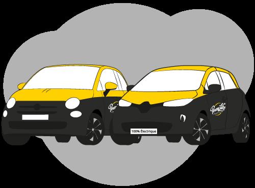 Permilike - l'auto-école en ligne de Cergy-Pontoise